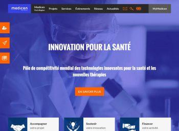 Medicen.org, innovation pour la santé