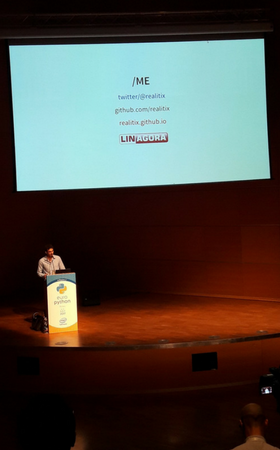 EuroPython CFFI Linagora Open Source